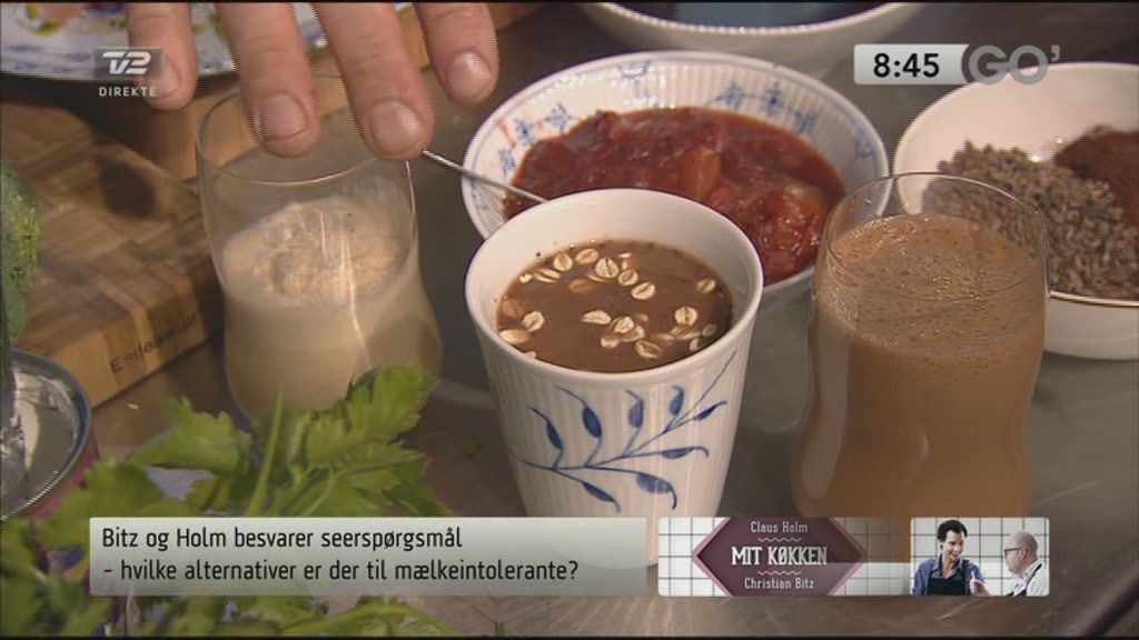 Mit køkken: Alternative til laktoseintolerante  Still