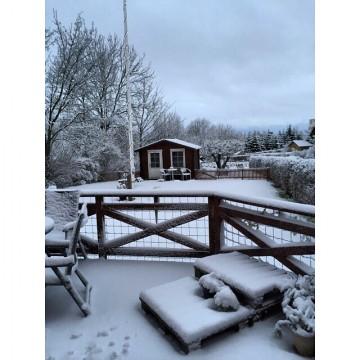 Sne på landet