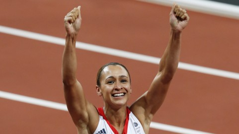 London 2012 Olympic Games  Athletics  Women's Heptathlon