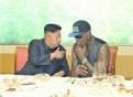 GALLERI: Rodman i Nordkorea
