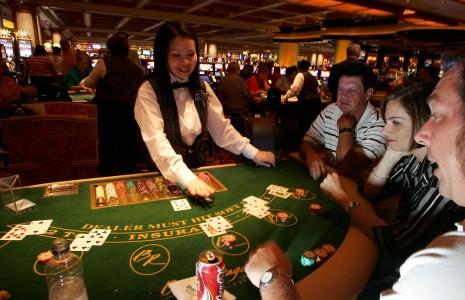 Casino Roulette satser fra 1 penny