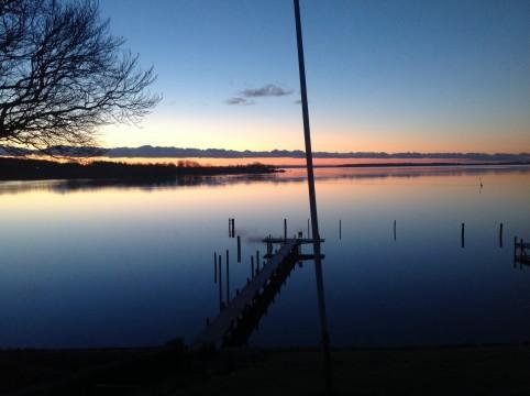Morgenstund på Thurø