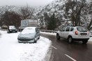 Galleri: Korsika ramt af vintervejr den 9/12 2014