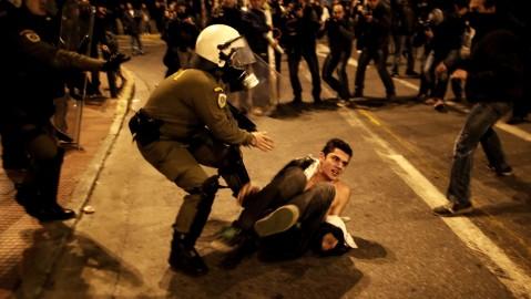 situationen i grækenland