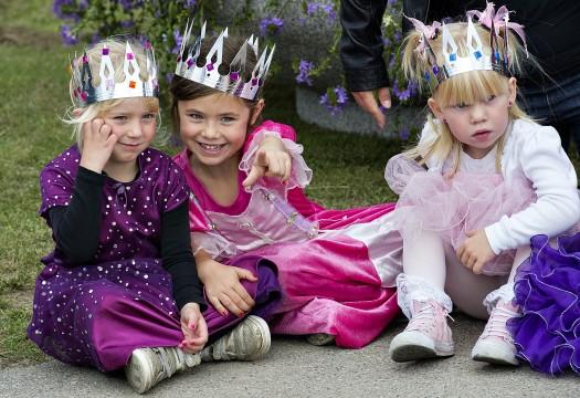 Kronprinsesse Mary besøger børnehaven Svanen, Kronprinsesse Mary