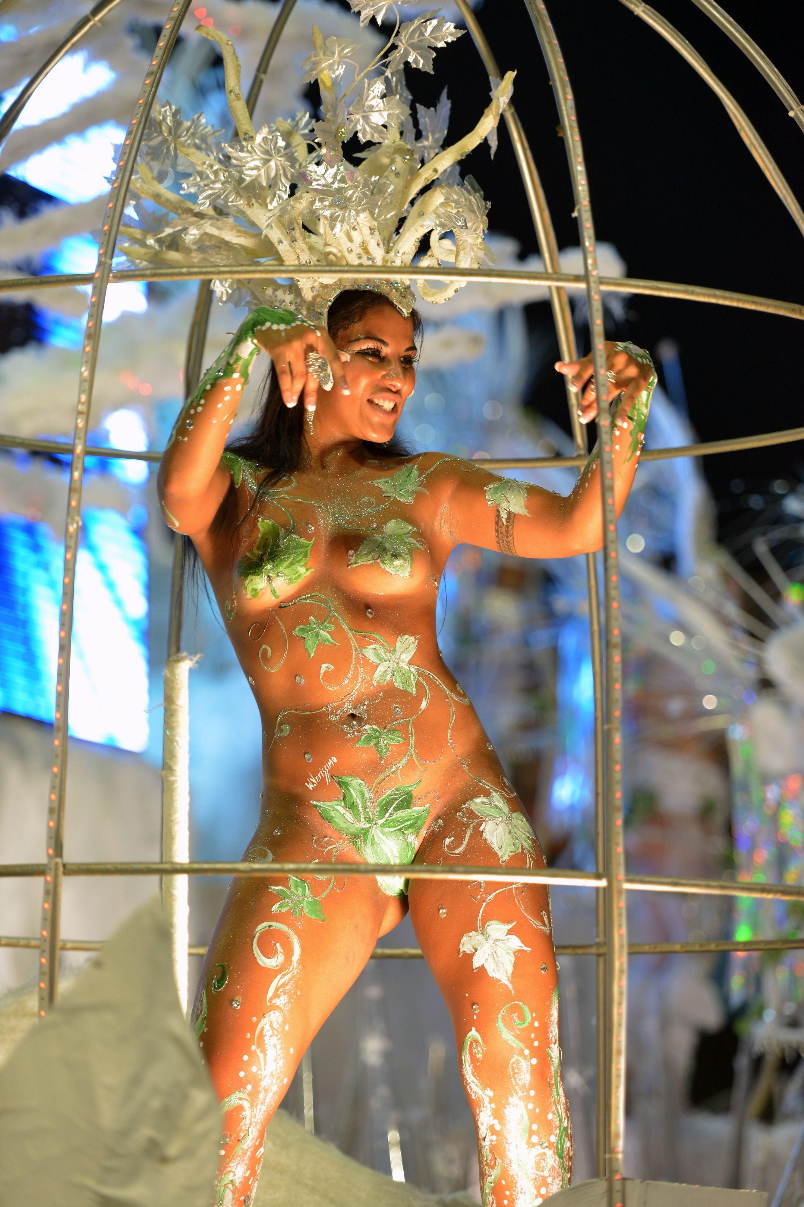 Carnival Rio Nude
